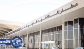 تأخر جميع الرحلات بمطار الملك فهد الدولي بالدمام بسبب الأحوال الجوية