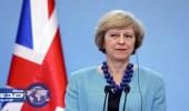 رئيسة الوزراء البريطانية تتوعد شركات وسائل التواصل الاجتماعي