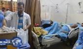 مستشفى يمني يطلق نداء استغاثة بعد وصول عدد كبير من المصابين بالكوليرا