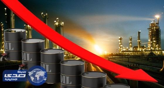 انخفاض مخزون النفط الأمريكي للأسبوع الثاني