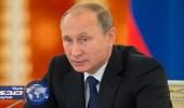 بوتين: على الطوارئ اتخاذ كافة الإجراءات الكفيلة بمنع انتشار الحرائق