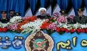 الجيش الإيراني يحذر روحاني من التدخل في الشئون العسكرية