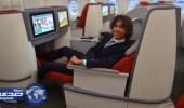 أمريكي يٌسافر حول العالم لأختبار مقاعد الدرجة الأولى في الطائرات