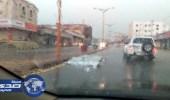 بالصور:أمطار محافظةأضم تتسبب في انقطاع شبكات الإنترنت والكهرباء وبعض التلفيات