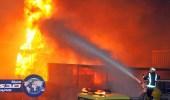 إصابة 30 شخصا في انفجارات وحرائق بإسبانيا