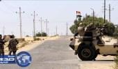 مقتل 3 ضباط مصريين إثر انفجار عبوة ناسفة بالواحات