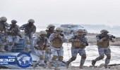 بالصور.. قوات حرس الحدود تنفذ تمرين «طوفان»