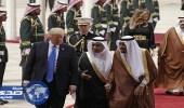 بدء القمة السعودية الأمريكية في قصر اليمامة