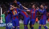 برشلونة يحصد كأس ملك إسبانيا للعام الثالث على التوالي