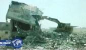 بالفيديو.. أمانة الشرقية تواصل أعمال تطوير حي المسورة