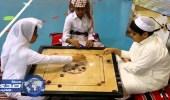 """"""" الكيرم """" أشهر الألعاب التقليدية في الحجاز يزداد الإقبال عليها في رمضان"""