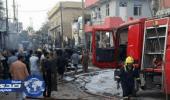 مقتل وإصابة 11 في تفجير سيارة مفخخة غرب الرمادي العراقية