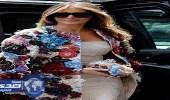 بالصور.. ميلانيا ترامب ترتدي سترة بـ 51 ألف دولار أمريكي