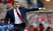 برشلونة يعلن تعيين المدرب فالفيردي خلفاً لـ«إنريكي»