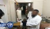 بالصور.. الإطاحة بعمالة مخالفة اتخذت مسجدا مقرا لهم بمكة