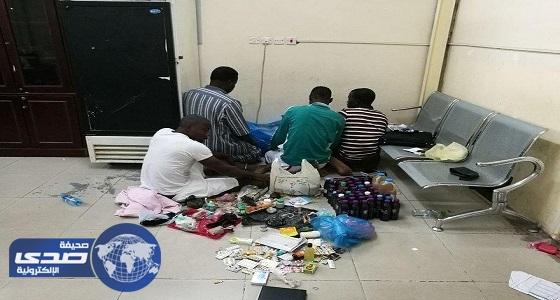 الإطاحة بعصابة أفريقية تمارس الشعوذة وإجهاض النساء في مكة