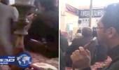 بالفيديو.. إيرانيون يدخنون الشيشة داخل إحدى مراكز «الحسينيات»