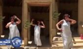 بالفيديو.. «دكتورة الآداب المصرية» ترقص بملابس مثيرة بعد إعلان ترشحها للرئاسة