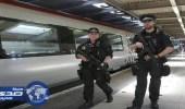 دوريات منتظمة للشرطة البريطانية داخل القطارات