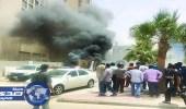 مدني الرياض يسيطر على حريق اندلع في مستودع مواد بناء
