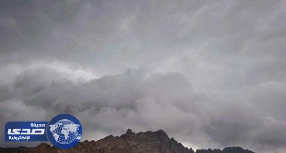 4 مناطق في المملكة تتعرض لسقوط أمطار