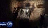 مدني شرورة يسيطر على حريق شب في أخشاب ومفروشات داخل سكن عمالة