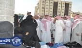 أمين الطائف يبحث إنشاء سوق شعبي للنساء بالمنطقة