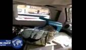 بالفيديو .. انفجار اسطوانة غاز داخل سيارة بسبب ارتفاع درجات الحرارة