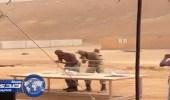 بالفيديو.. لحظة التهام جنود «الصاعقة» الثعابين