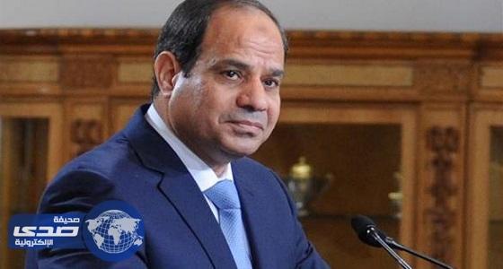 الرئيس المصري يستقبل رئيس بوركينا فاسو ورئيس طاجيكستان بالرياض