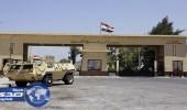 مصر تفتح معبر رفح البري اعتبارا من الغد ولثلاثة أيام