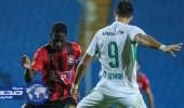 لاعبو الرائد: قدمنا مباراة جيدة أمام الأهلي