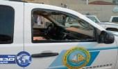 وافد عربي يكسر نوافذ سيارة تابعة للهيئة ببلقرن