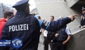 الشرطة الألمانية تعتقل ثالث المتورطين في التخطيط لهجوم إرهابي