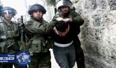 قوات الاحتلال تعتقل فلسطينيين من مخيم جنين