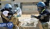 منظمة حقوقية تتهم سوريا باستخدام مواد كيماوية قبل «هجوم خان شيخون»
