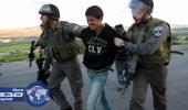 قوات الاحتلال تعتقل طفلا فلسطينيا وتصيب آخر بالضفة