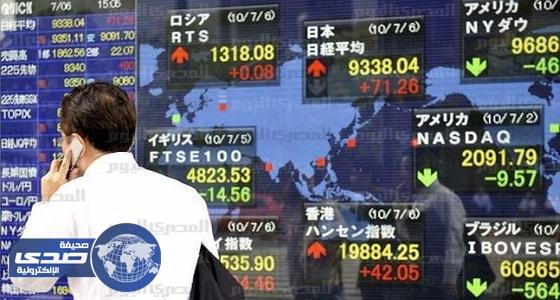 الأسهم اليابانية تغلق الجلسة الصباحية على انخفاض
