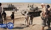 قوات الجيش تحرر مواقع جديدة شمال تعز
