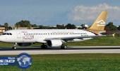 مغادرة أول طائرة للخطوط الجوية الليبية من مطار جدة