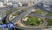 المرور تغلق جزئياً طريق الملك فهد بالرياض وتوضح الطرق البديلة