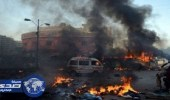 مقتل 15 شخصا في انفجارين بمدينة باراتشينار الباكستانية