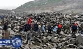 انهيار أرضي يتسبب في 5 قتلى بجنوب غرب الصين
