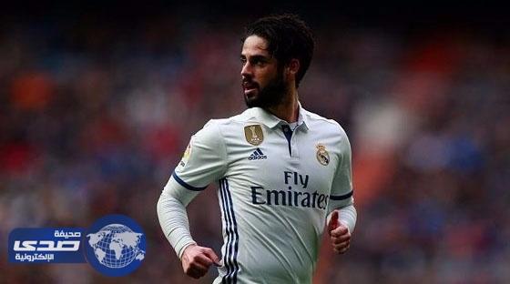 ريال مدريد يقترب من تجديد عقد ايسكو