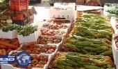 حملة رقابية على الباعة الجائلين في أسواق «السيح»