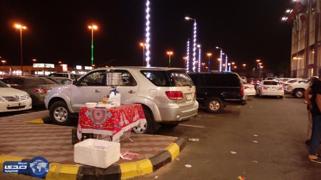 مصادرة عربات الباعة الجائلين وإغلاق (3) مصانع بمكة
