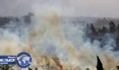 غارة إسرائيلية على مواقع تابعة للنظام السوري