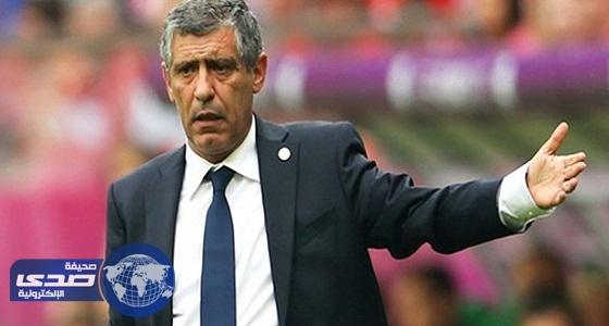 مدرب البرتغال يشكك في تقنية فيديو مباراة المكسيك بكأس القارات