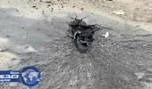 سقوط مقذوف حوثي على حي سكني بنجران يصيب شخصين بجروح