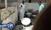 إغلاق مطبخ عشواني بالمنطقة المركزية حول المسجد الحرام